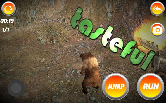 3D MASTER BEAR SIMULATOR screenshot 1
