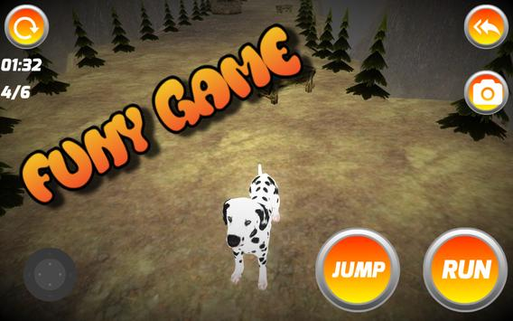 303 Dalmatian SIMULATOR 3D screenshot 1