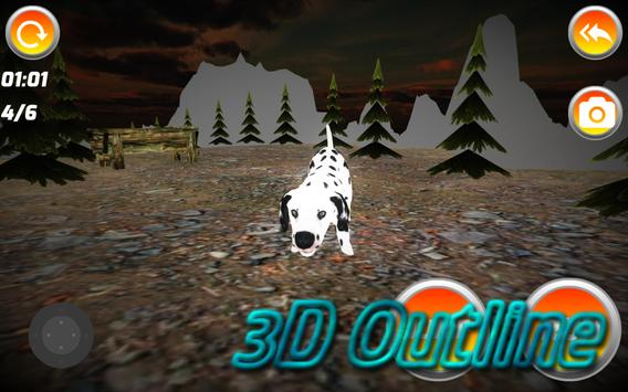 303 Dalmatian SIMULATOR 3D screenshot 3