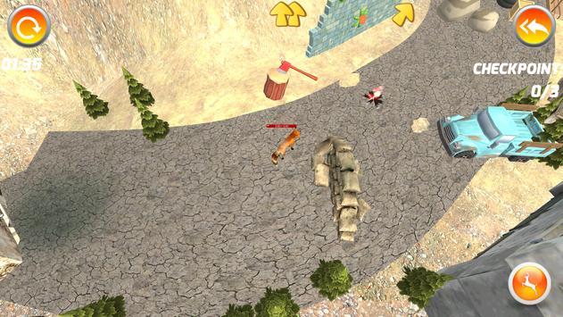 3D CUNNİNG SAM FOX apk screenshot