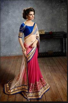 saree blouse beutiful screenshot 3