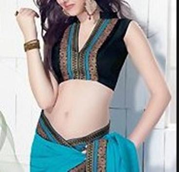 saree blouse beutiful screenshot 7