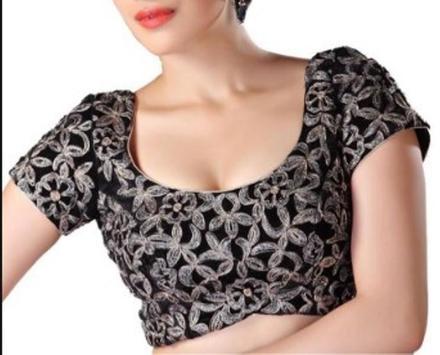 saree blouse beutiful screenshot 9