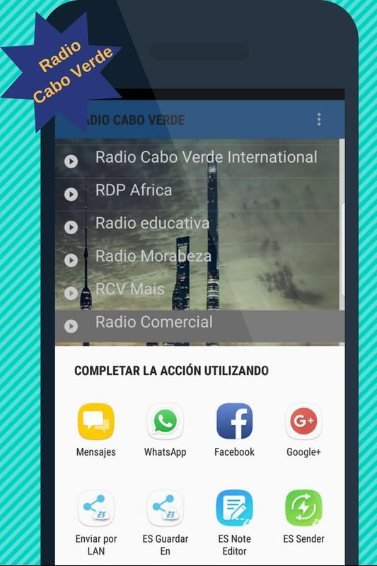 Stations radio cabo verde online; music news for android apk.
