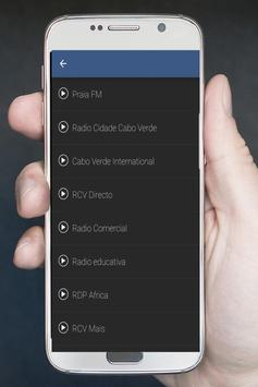 Stations of Radio Cabo Verde Online apk screenshot