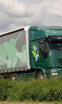 Themes Iveco Stralis poster