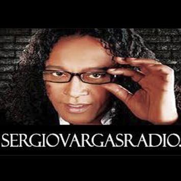 Sergio Vargas Radio poster