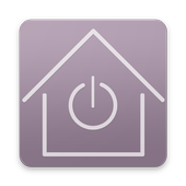 Wide home - smart home icon