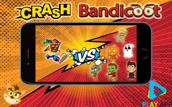Crash Game Bandicot poster