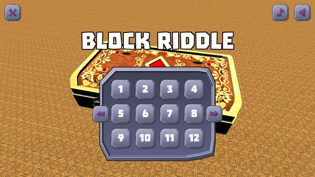 Block Riddle screenshot 1