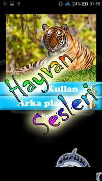 Hayvan Sesleri ve Resimler poster