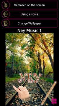 The Ney is an end-blown flute Sufi music Wallpaper screenshot 8