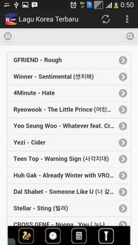 Lagu Korea Terbaru screenshot 1