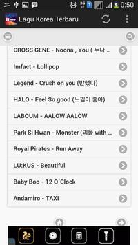 Lagu Korea Terbaru screenshot 2