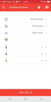 Seribu Tiket screenshot 1