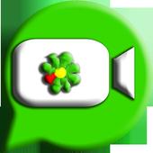 New ICQ Video Calls Guide icon