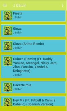 J Balvin & Beyonce Mi Gente Musica Letras screenshot 2