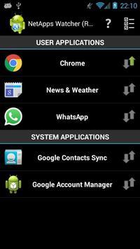 Network Apps Watcher poster
