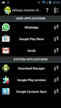Network Apps Watcher screenshot 2