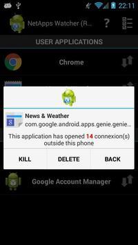 Network Apps Watcher screenshot 5