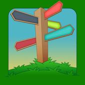 Digital Signpost icon