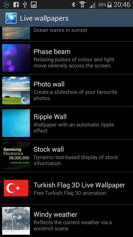 ... T rk Bayra 3D Live Wallpaper for Android APK Download