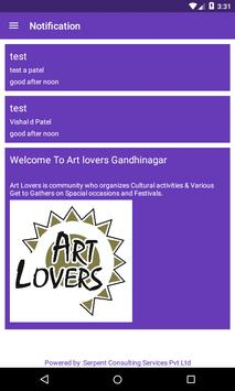 Art Lovers Gandhinagar Screenshot 2