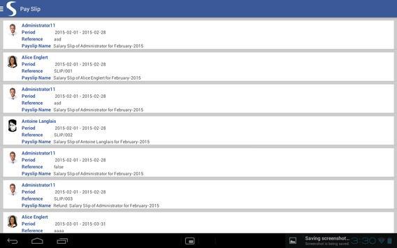 ODOO HRM screenshot 5