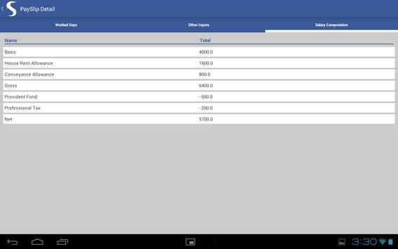 ODOO HRM screenshot 6