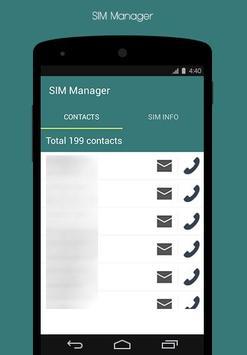My SIM Card Toolkit Manager apk screenshot