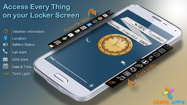 Craft Lock Theme apk screenshot