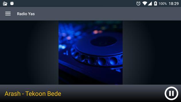 Radio Yas apk screenshot