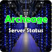 Server Status for Archeage icon