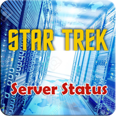Server Status for Star trek icon