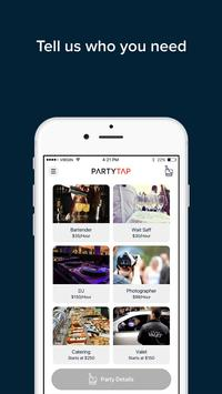 PartyTap poster