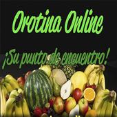 Orotina online icon