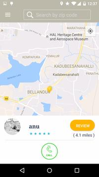 Delivery929 apk screenshot