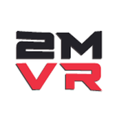 2MVR 360 180 3D VR player icon