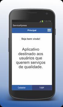 ServiceXpress - Cliente poster