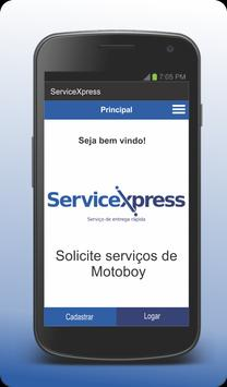 ServiceXpress - Cliente screenshot 1
