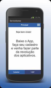 ServiceXpress - Cliente screenshot 2