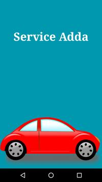 Service Adda poster