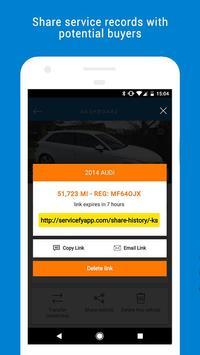 Servicefy- Car Management & Servicing Made Simple screenshot 2