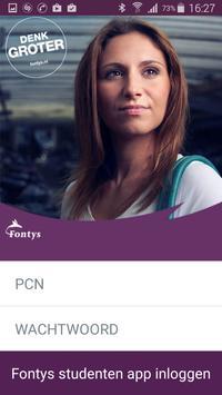 FontysStudent apk screenshot