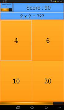 Multiplications screenshot 10