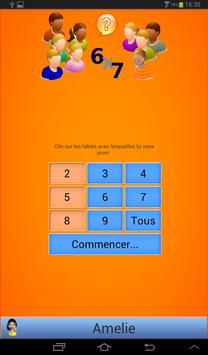 Multiplications screenshot 8