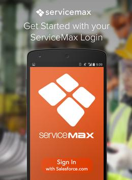 ServiceMax Win 17 for Android poster