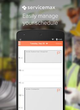 ServiceMax Win 17 for Android screenshot 1