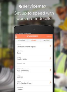 ServiceMax Win 17 for Android screenshot 4
