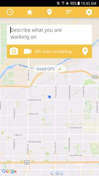 Service Nearby Check-in screenshot 1